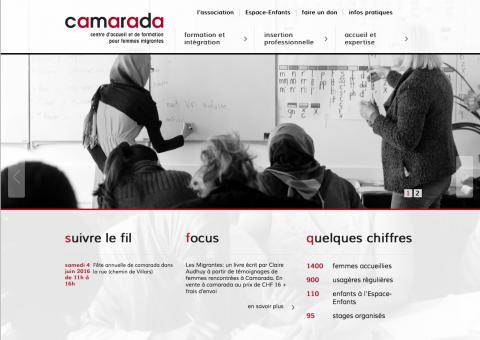 Interview avec Carole Breukel – CAMARADA