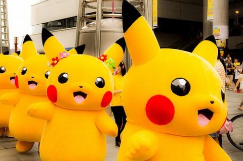 Heimlich, démocratie, pêche et Pikachu !