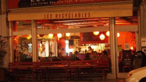 Café Les Recyclables