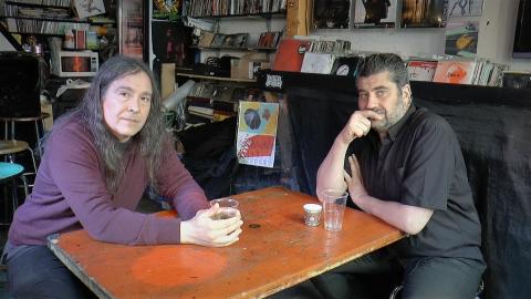 """Interview MARTIN BISI lors de la tournée """"Ex -Nihilo""""."""