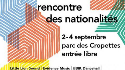 8ème édition Festival rencontre des nationalités