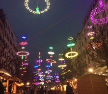 Marché de Noël – Metro Shopping – Cornavin –  1ère partie
