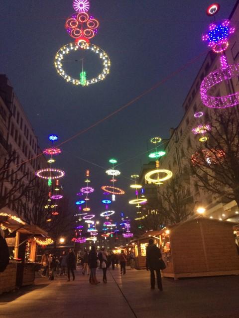 Marché de Noël – Metro Shopping – Cornavin –  2ème partie
