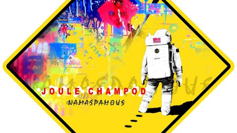 Interview pour L'Expo-Vernissage NAMASPAMOUS De Creative Joule + Mix De Musique