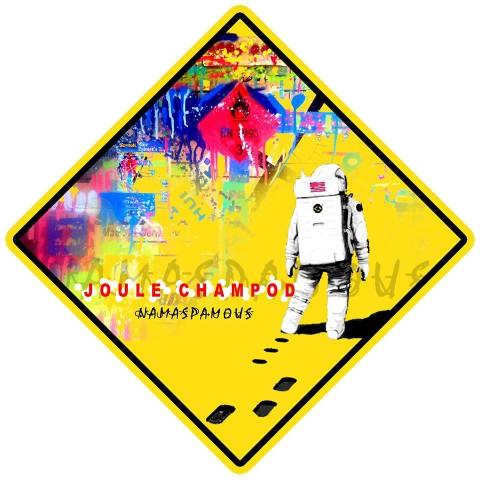 Interview pour L'Expo-Vernissage NAMASPAMOUS De Creative Joule + Mix De Musique