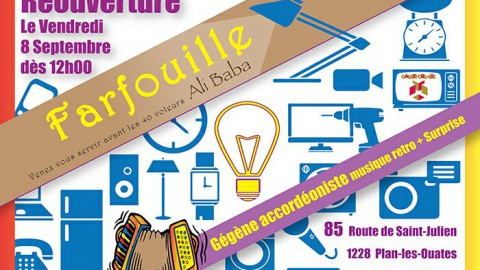 11h Live – La Farfouille