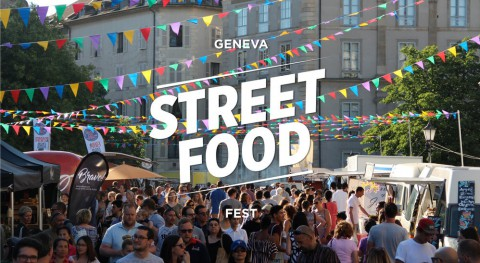 11h Live – Street Food