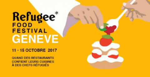 11 Live – Refugee Food Festival