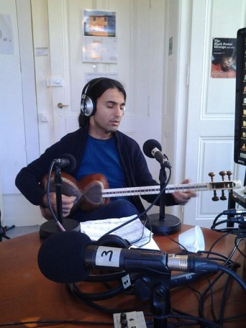 11h Live – Hedi Azarpour