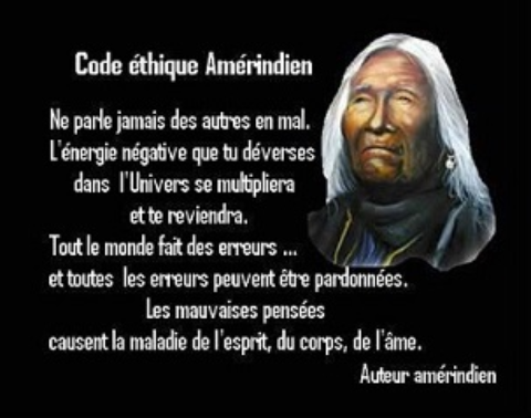"Merissa's ""Les Amérindiens"""