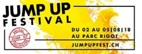 Sergio's live _ JUMP UP Festival_