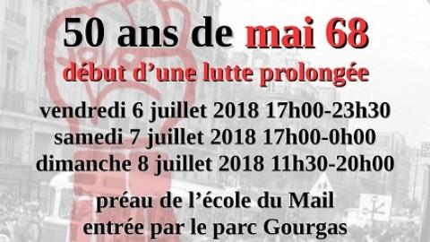 Charly's live @ 11ème Fête des peuples sans frontières @
