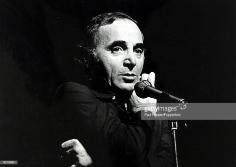 "Super Funky Season 5 Episode 5 ""Dedicated to Charles Aznavour""…(The Frank Sinatra of Europe)"