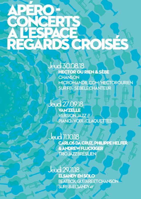 Mimi's Live @Espace regards croisés@