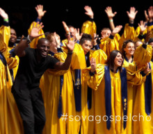 Patrice's live @ Sova Gospel Choir @