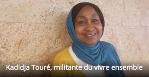 L'entretien-Kadidja Touré