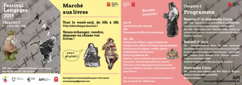 Merissa au Festival Langages 2019
