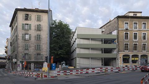 La Ville de Genève inaugure sespremiers logements relais