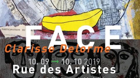 Face – Clarisse Delorme