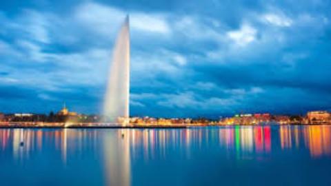 Eté 2019 à Genève