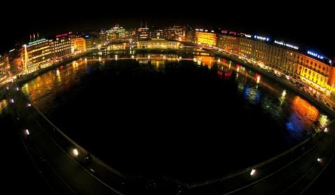 Le Grand Genève a éteint ses lumières