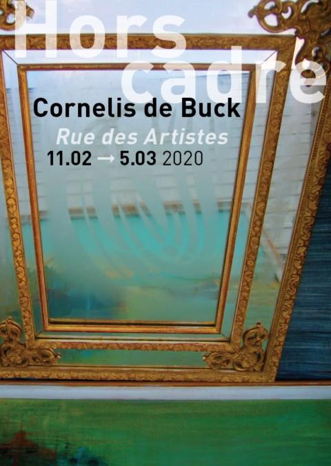 Cornelis de Buck l'artiste d'origine flamande