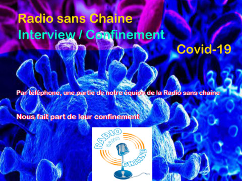Radio sans Chaine Confinement-Covid-19