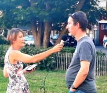Stéphanie – Interview de Magic Flo organisateur  du Geneva Magic Festival
