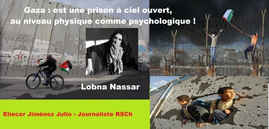 Gaza est une prison à ciel ouvert !