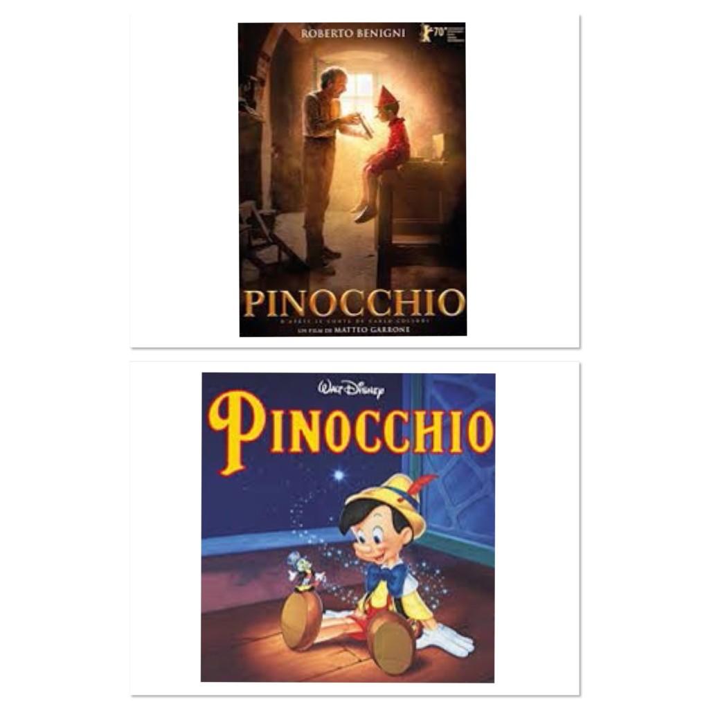 MCG: Pinocchio