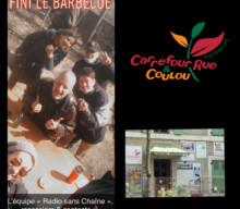 Avec Nous !! au Barbecue Mensuel de Carrefour-Rue.